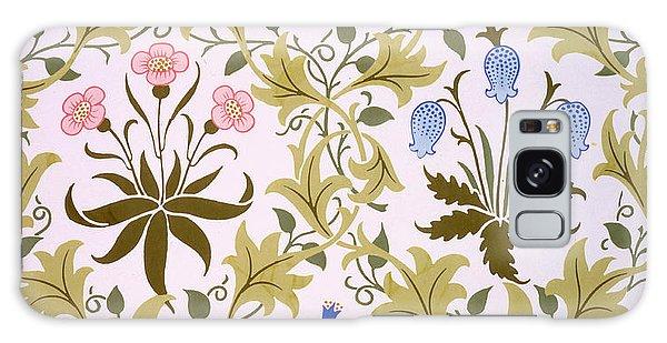 Wall Paper Galaxy Case - Celandine Wallpaper Design by John Henry Dearle