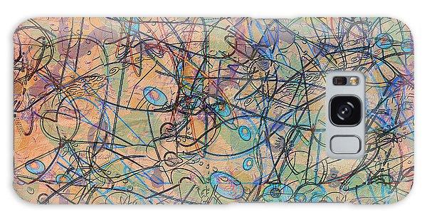 Celebration Galaxy Case by Gabrielle Schertz
