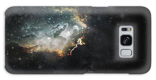 Celestial Galaxy Case by Cynthia Lassiter