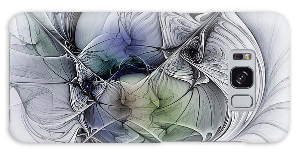 Celestial Sphere Abstract Art Galaxy Case