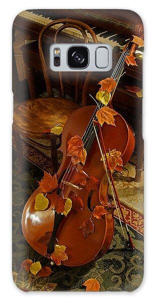 Cello Autumn 1 Galaxy Case
