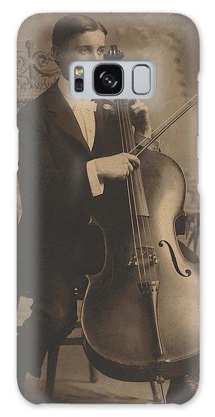 Cello Recital 1890s Galaxy Case