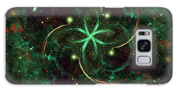 Celtic Galaxy Case by Arlene Sundby