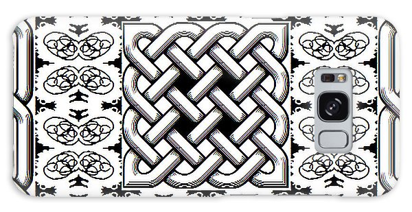 Celtic Knot Abstract Galaxy Case