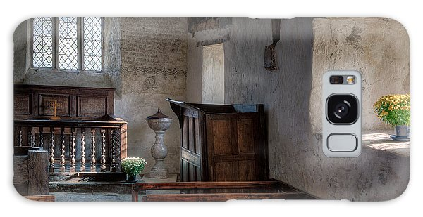 Banister Galaxy Case - Celynnin Church by Adrian Evans