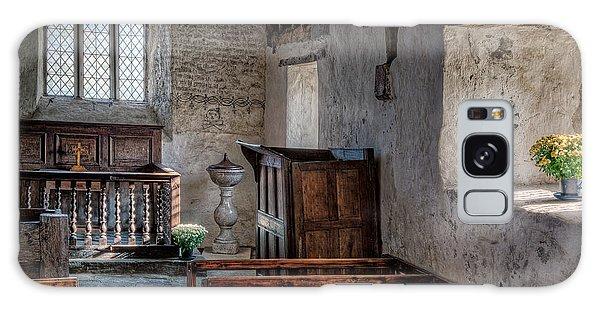 Banister Galaxy Case - Celynnin Church V2 by Adrian Evans