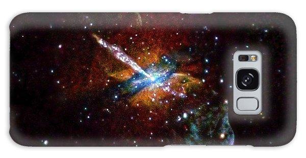 Centaurus A Galaxy Case by Nasa/cxc/u.birmingham/m.burke Et Al