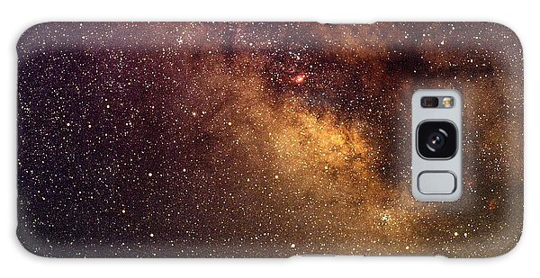 Center Of The Milky Way Galaxy Case by Alan Vance Ley