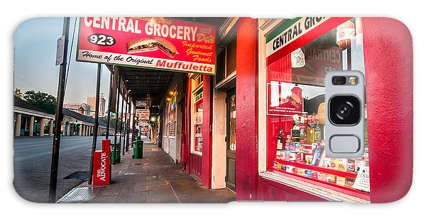 Central Grocery And Deli In New Orleans Galaxy Case