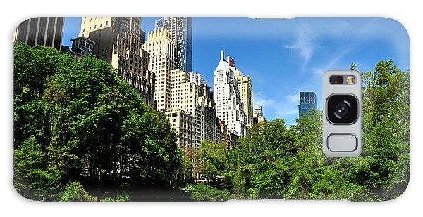 Central Park No. 3 Galaxy Case