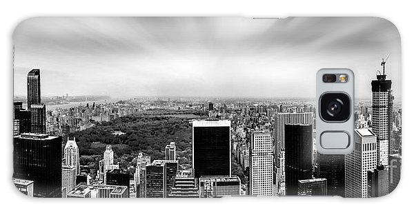 Empire State Galaxy Case - Central Park Perspective by Az Jackson