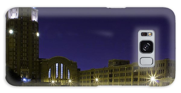 Central Terminal At Night  Galaxy Case