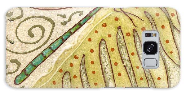 Ceramic Dragonfly Galaxy Case