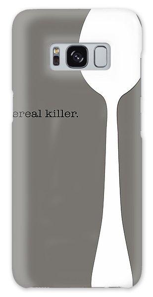Cereal Killer Galaxy Case