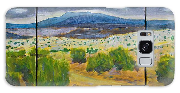 Cerrillos Spring Galaxy Case by John Hansen