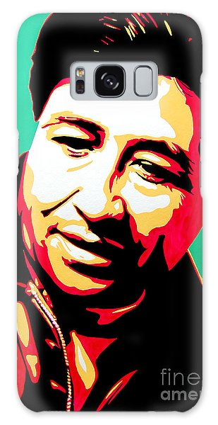 Cesar Chavez Galaxy Case