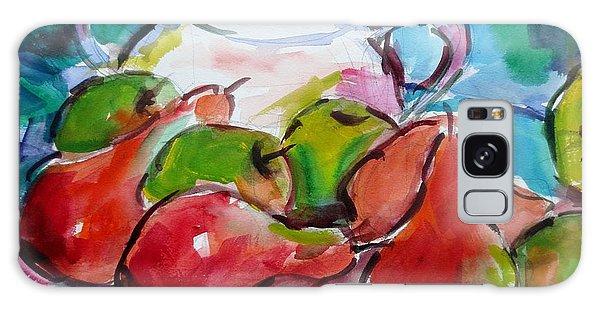 Cezanne's Pears II Galaxy Case