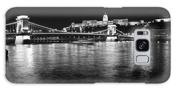 Chain Bridge-budapest Galaxy Case