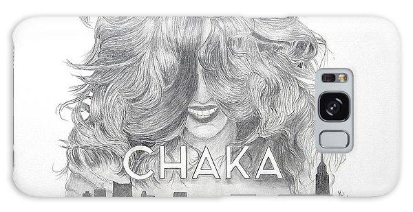 Chaka 40 Years Galaxy Case