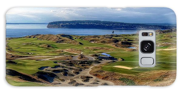 Chambers Bay View 2013 Cropped Galaxy Case