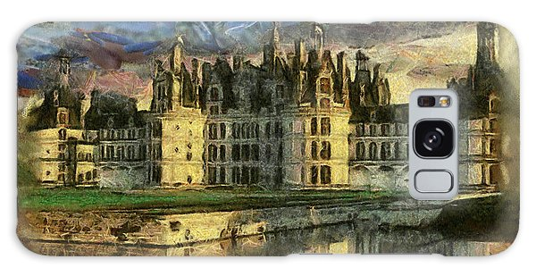 Chambord Castle Galaxy Case