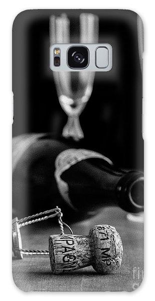 Champagne Bottle Still Life Galaxy Case