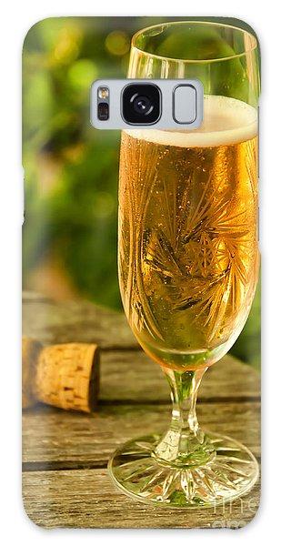Champagne Galaxy Case