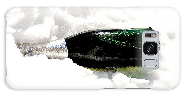 Champagne In Ice Galaxy Case