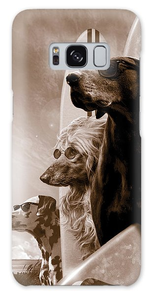 Dog Galaxy S8 Case - Changes by Garry Walton