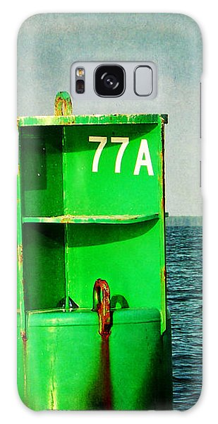 Channel Marker 77a Galaxy Case
