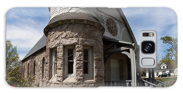 Chapel At Laurel Hill Cemetery Galaxy Case