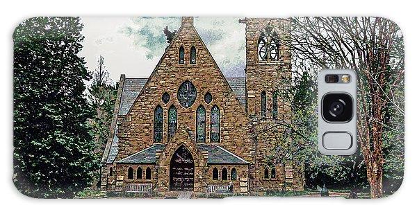 Chapel At University Of Virginia Galaxy Case