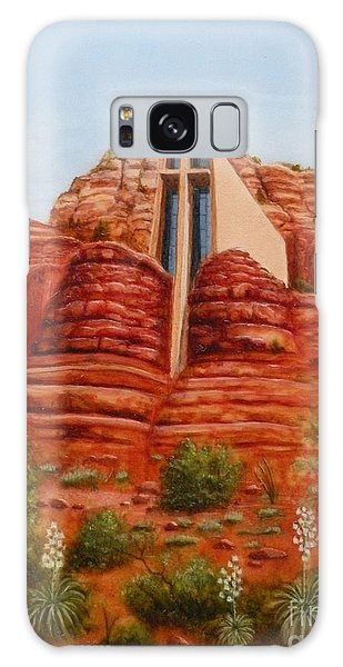 Chapel Of The Holy Cross Galaxy Case