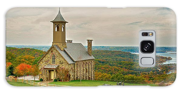 Chapel Of The Ozarks Galaxy Case