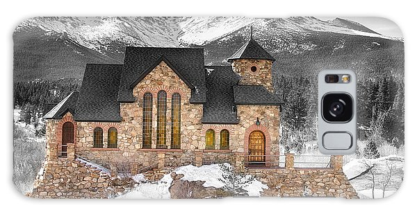 Chapel On The Rock Bwsc Galaxy Case