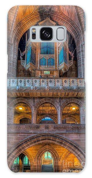 Chapel Organ Galaxy Case