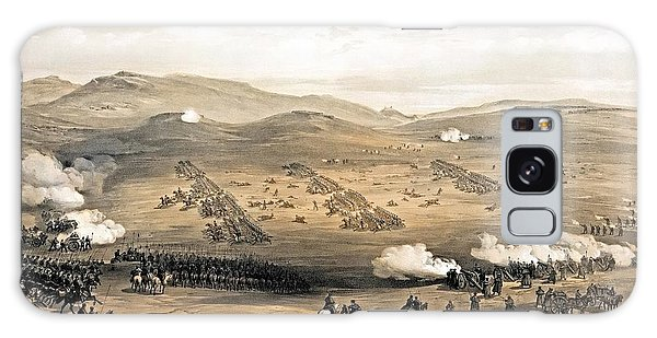 Charge Of The Light Cavalry Brigade Galaxy Case