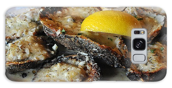 Chargrilled Oysters Galaxy Case