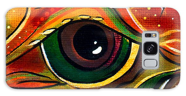 Charismatic Spirit Eye Galaxy Case