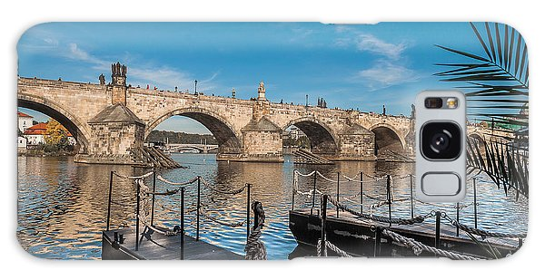 Charles Bridge Galaxy Case by Sergey Simanovsky