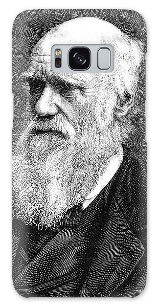 Controversial Galaxy Case - Charles Darwin by Collection Abecasis