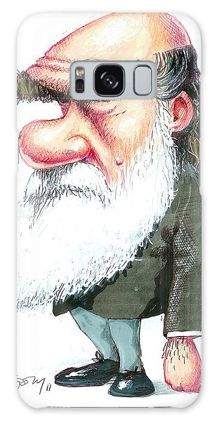 Controversial Galaxy Case - Charles Darwin by Gary Brown