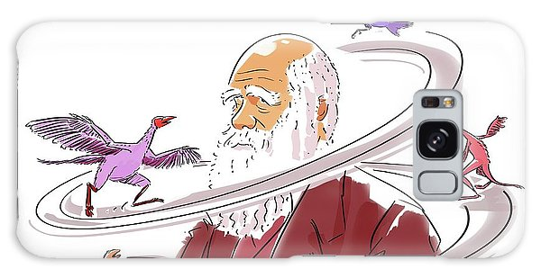 Controversial Galaxy Case - Charles Darwin by Harald Ritsch