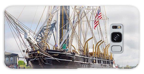 Charles W. Morgan 38th Voyage Galaxy Case