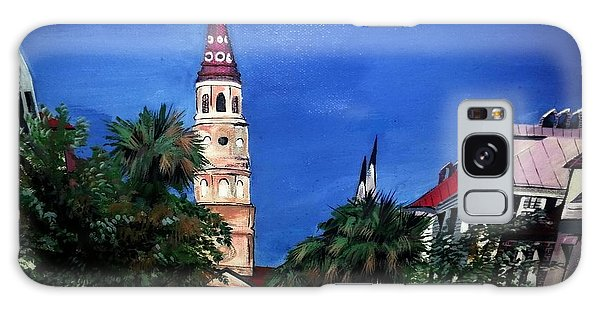 Charleston Church Street  Galaxy Case