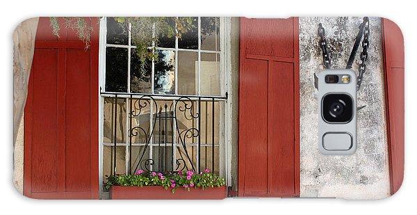 Charleston French Quarter II Galaxy Case