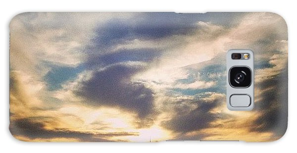 Transportation Galaxy Case - Charlevoix Sunset by Christy Beckwith