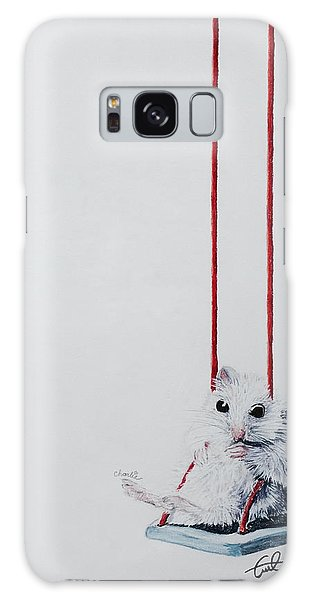 Charlie The Mouse Galaxy Case