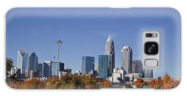 Charlotte North Carolina Galaxy Case