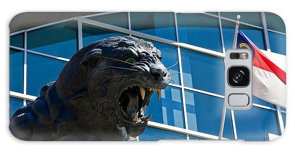 Carolina Panthers Galaxy Case